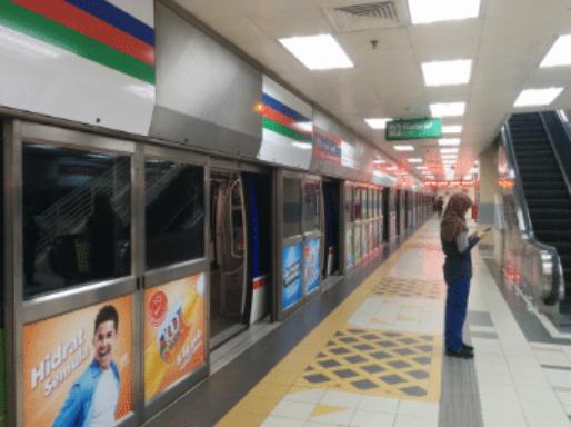 Kuala Lumpur Subway, Malaysia