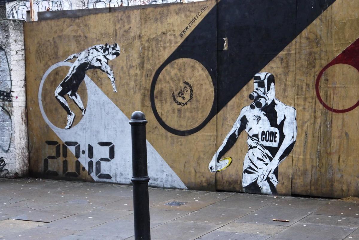 codefc - группа уличных художников рисующих по всему миру