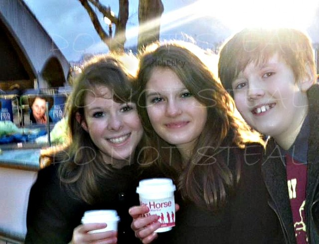 Freya, Me and My Brother
