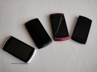 Sony Ericsson Vivaz™. Общение в формате HD.