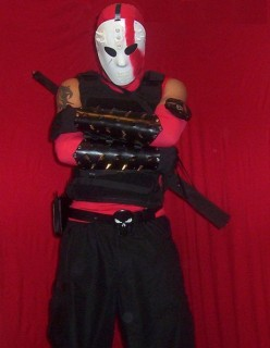 Anax, il ninja nordamericano