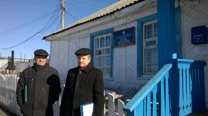 Станислав Ермилов и Михаил Борисов