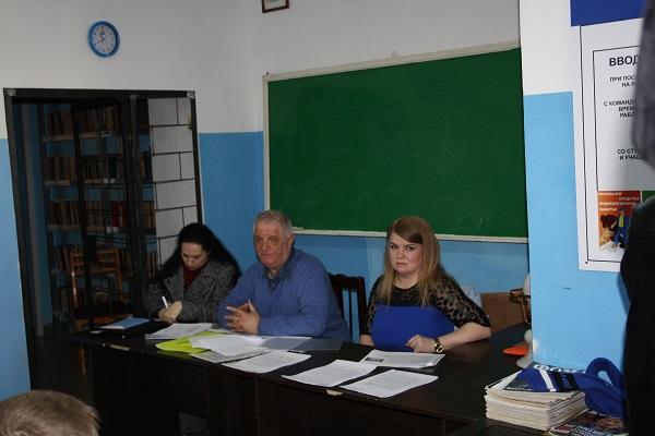 Л. Панова, Д. Халяпин и М. Чукавина