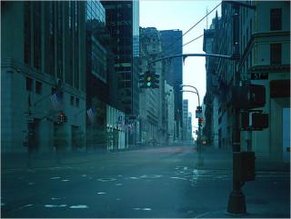 Atta Kim's New York Intersection (5th & 57th)