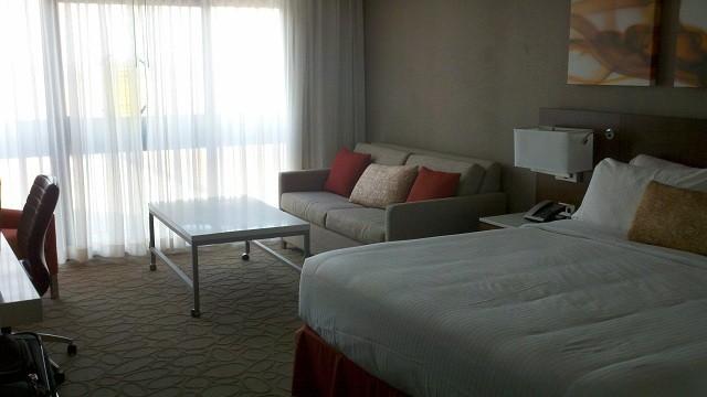 aahotel room