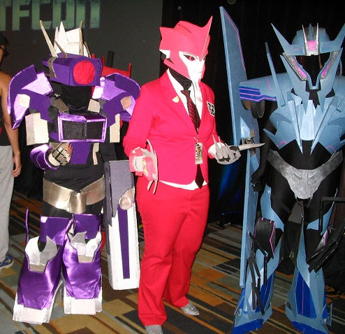 costume Shocky Knockout Sounders