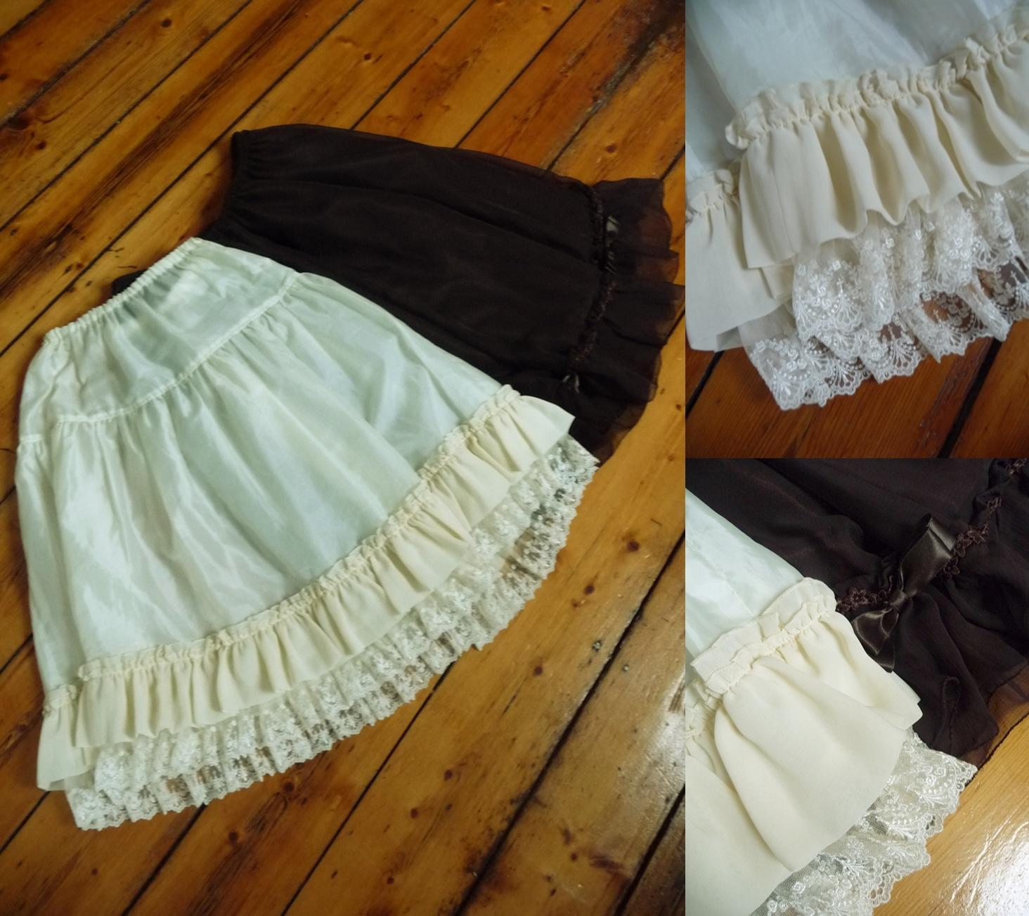 skirt underskirts