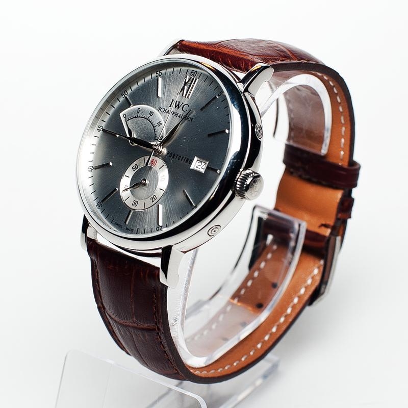 С самого начала своего существования мануфактура iwc задала себе высокую планку — создание новых стандартов в технологиях и дизайне часов.