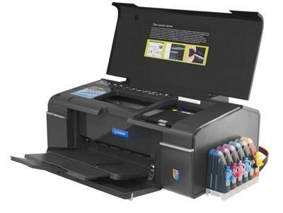 Драйвер на принтер epson t50