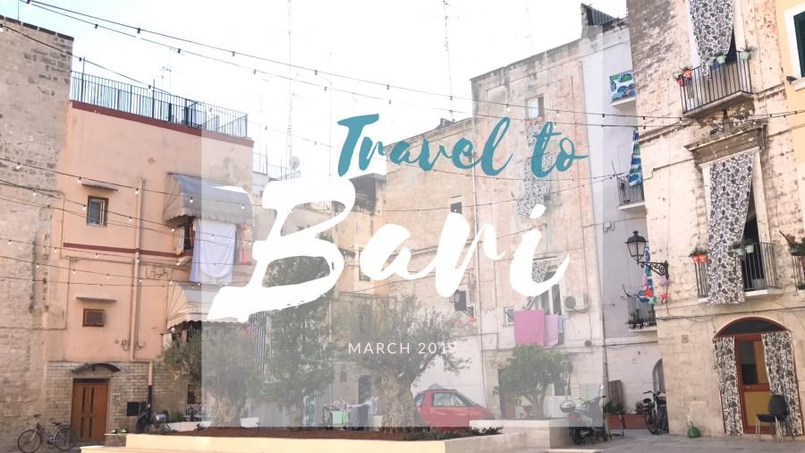 travel to Bari