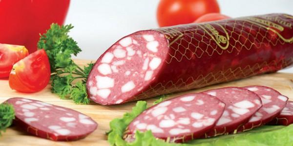 Из чего делают колбасу?