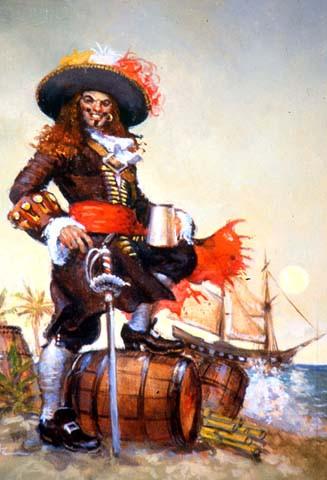 капитан и его судно