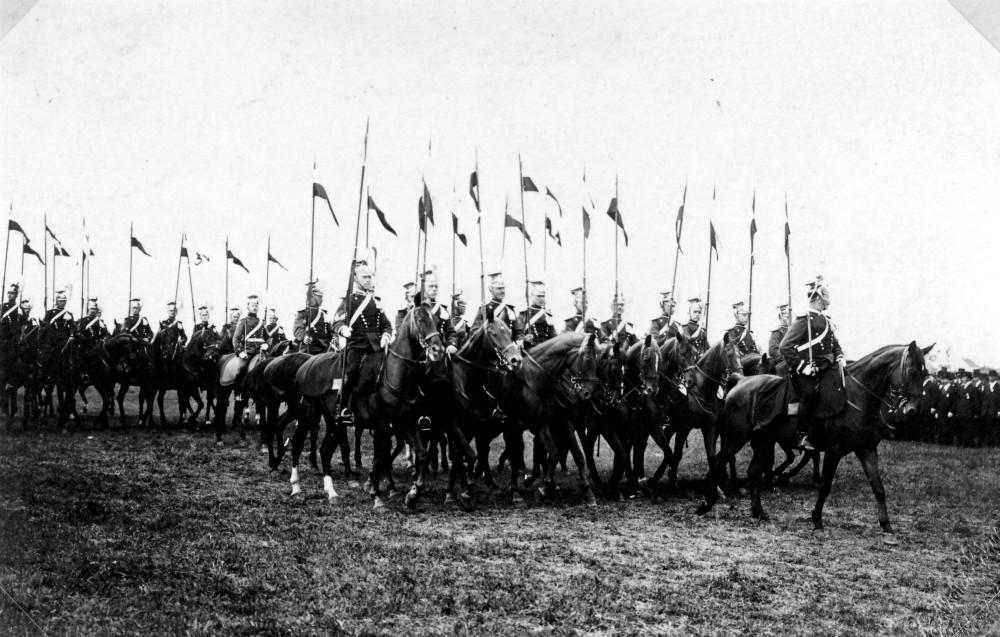 Dohna-Ulanen Parade