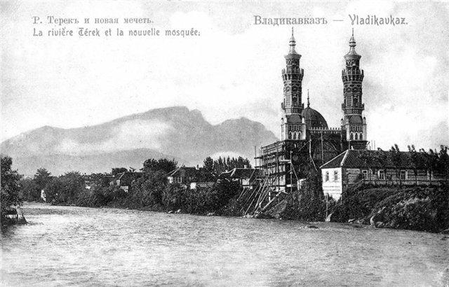 Мечети Северной Осетии