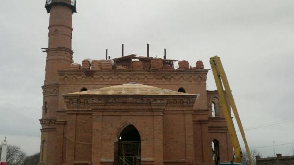 Мечеть с.Эльхотово