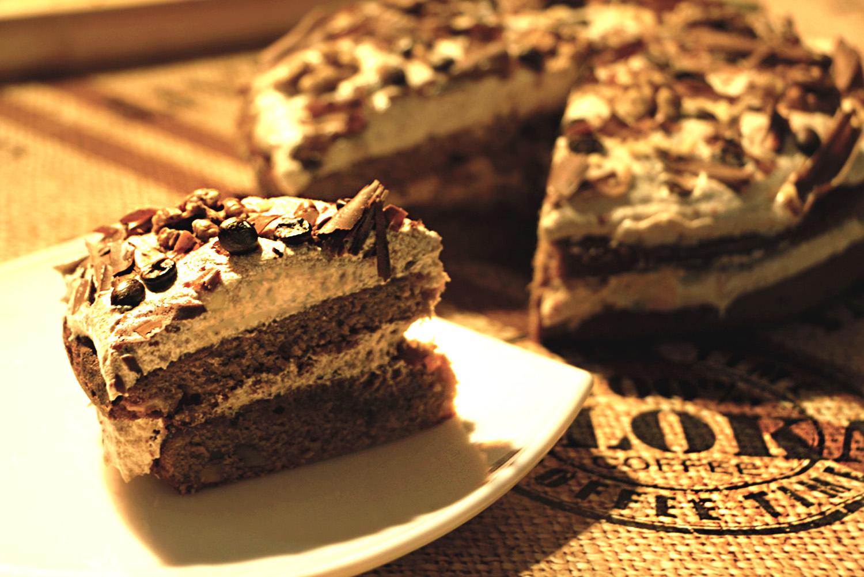 торт кофейный рецепт с фото пошагово сидячее либо короткой