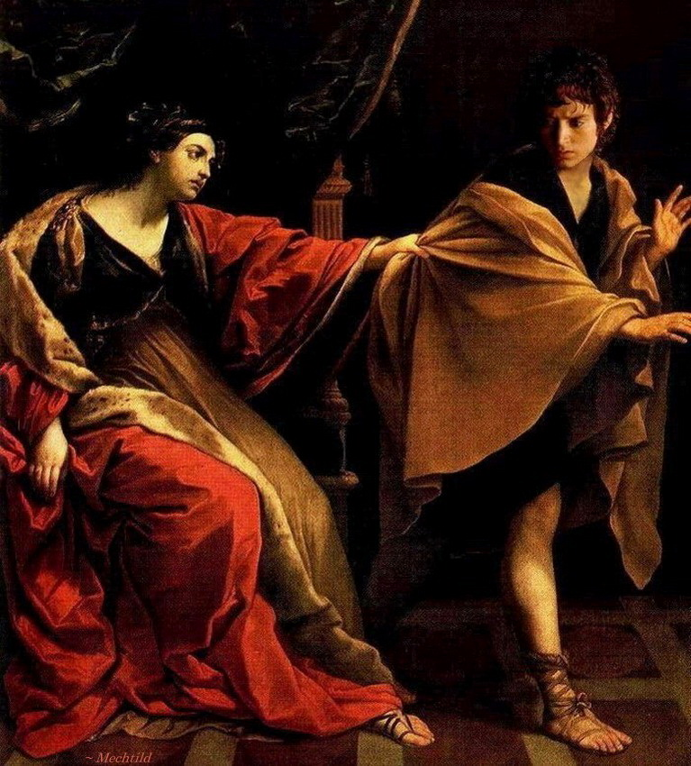 "Frodo and Potiphar""s Wife, full manip"