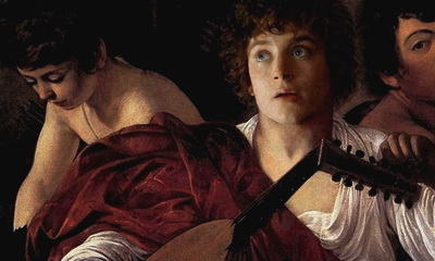 Frodo in The Musicians, teaser crop