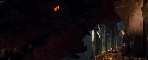 Desolation of Smaug screencap-TEASER