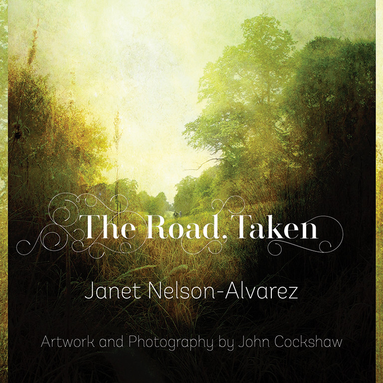 'The Road, Taken'-cover art by John Cockshaw