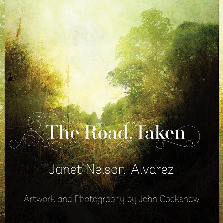 'The Road, Taken'-cover art by John Cockshaw
