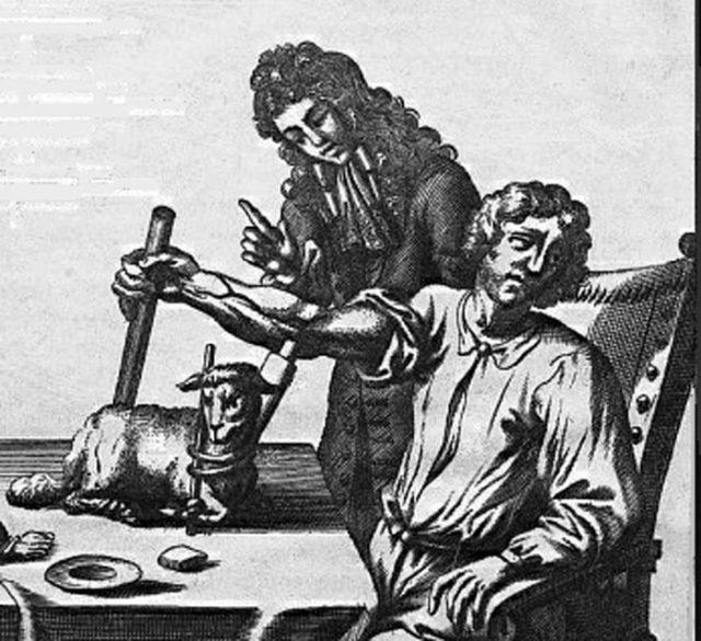 День в истории медицины: 350 лет первому успешному переливанию крови