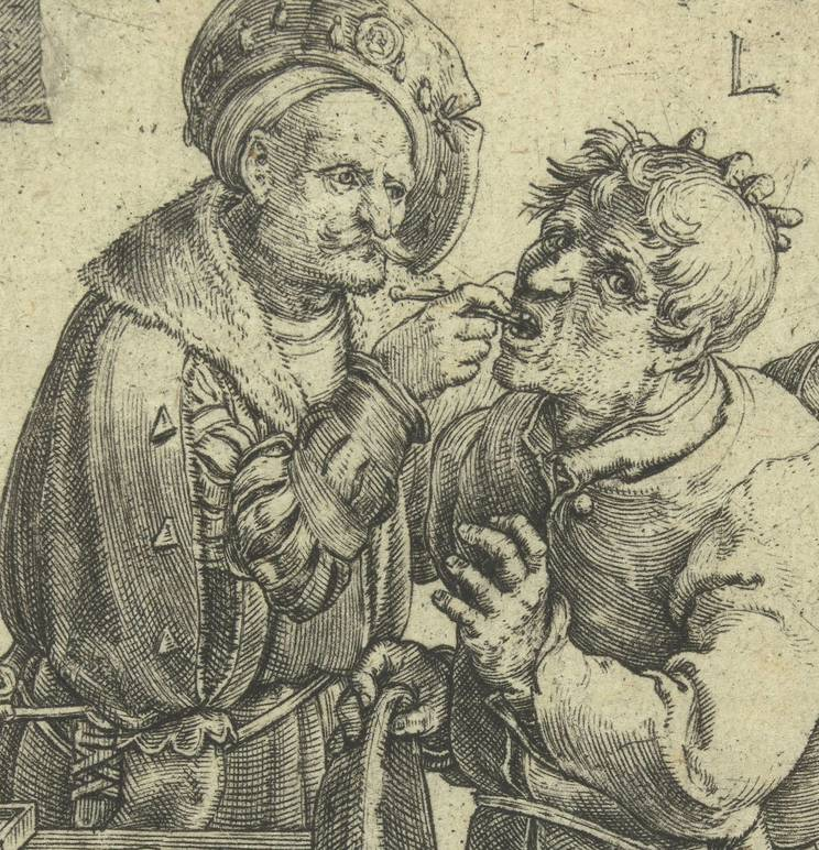 Как в Средневековье люди справлялись с гигиеной полости рта?