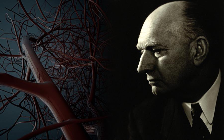 Нобелевские лауреаты: Корней Хейманс. Две собаки, кровь и нервы