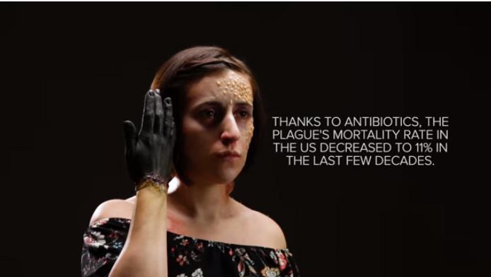 Кратчайшая история самых известных болезней за четыре минуты