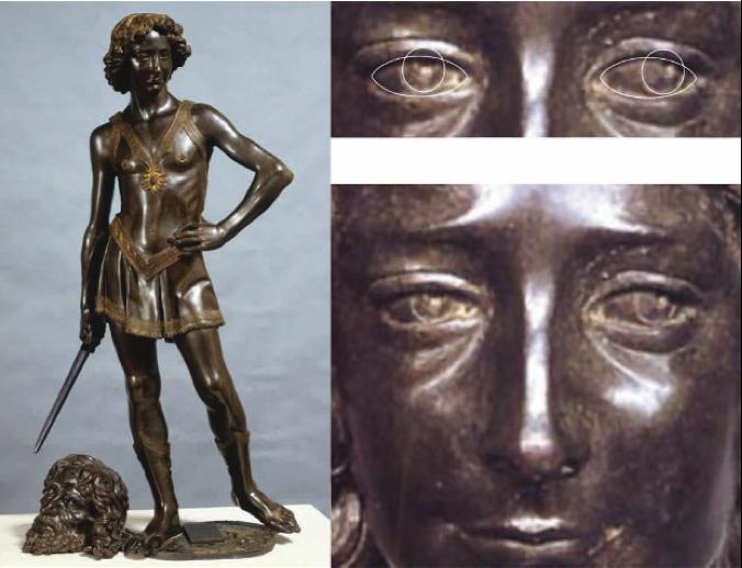 «Суперспособность» в стереоскопии Леонардо да Винчи давало косоглазие
