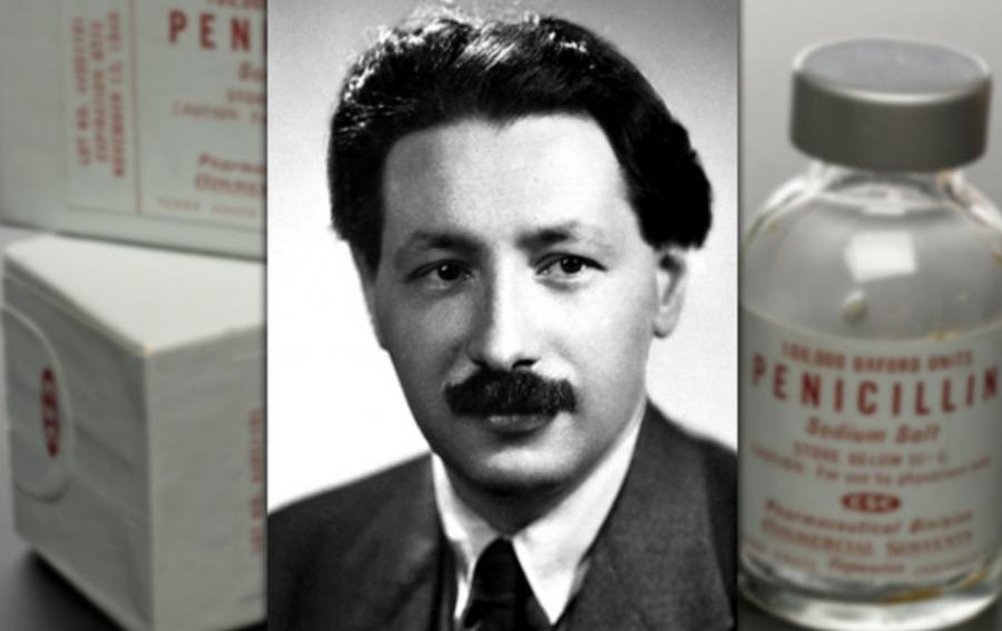 Нобелевские лауреаты: Эрнст Чейн. Магический бета-лактам