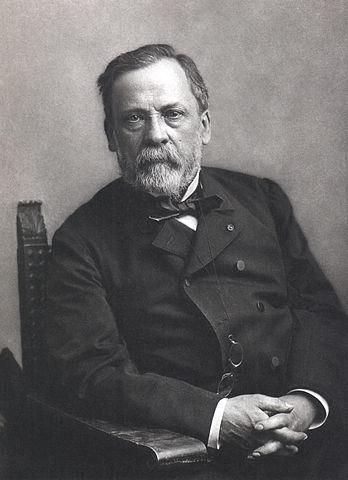 Студийный фотопортрет Луи ПастераNadar/Wikimedia Commons