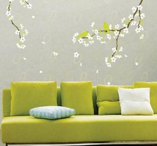 - Decoraciones de paredes pintadas ...