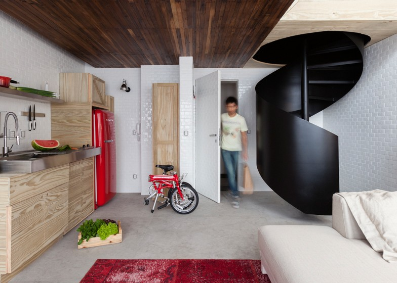 Compact-Apartment
