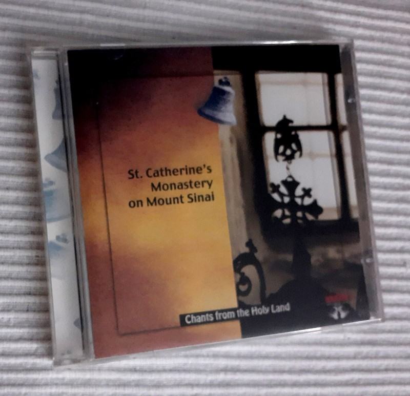 Chants From The Holy Land CD