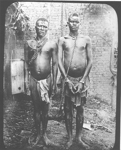 Страна отрубленных рук. Как бельгийский король тиранил народ Конго