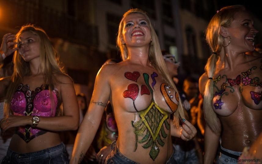 Оргии в бразилии турист