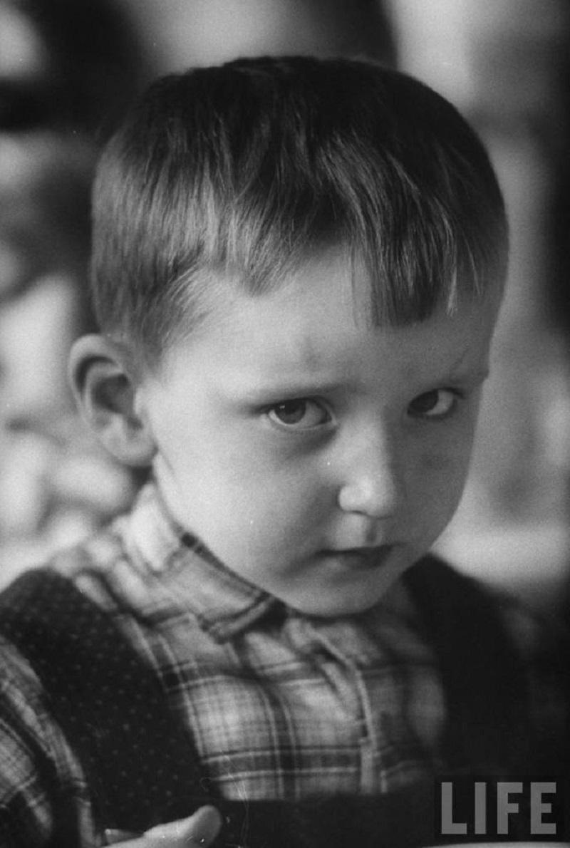 История в фотографиях. Советский детсад глазами американца