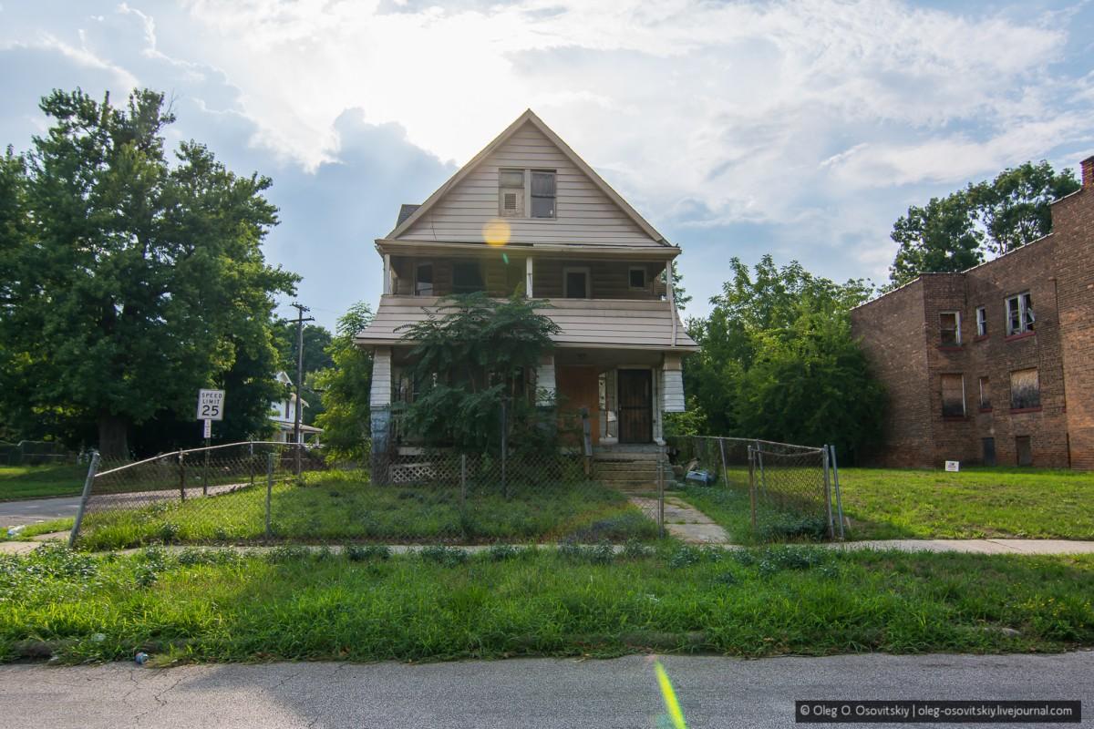 купить дом в огайо