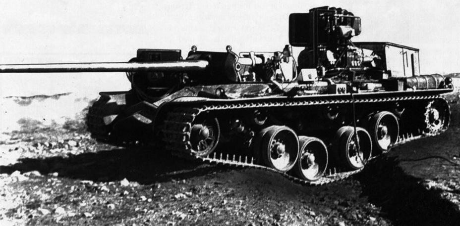 ПТ-САУ Strv S1 , характеристики и описание