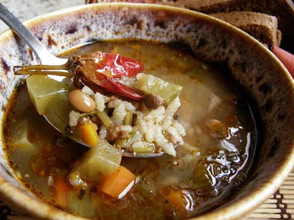 Как приготовить суп без поджарки