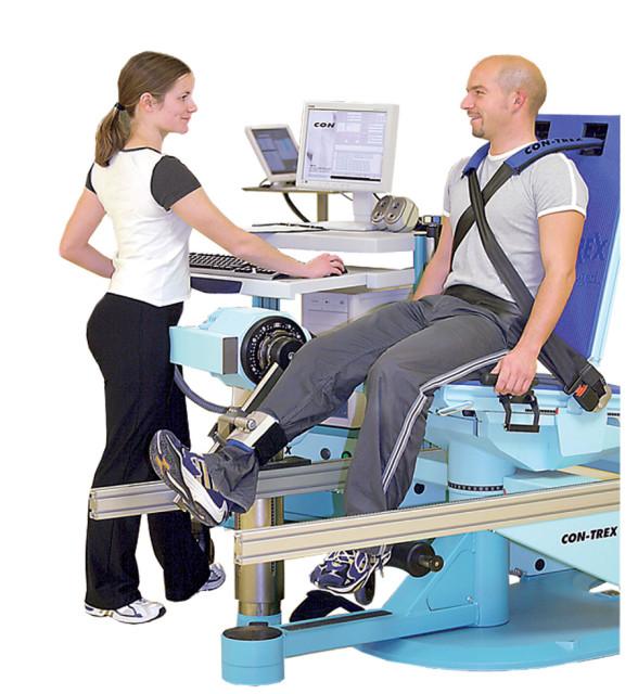 НОВИНКА в области физиотерапии и реабилитации - комплекс CON-TREX!