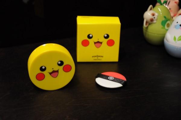 про PokemonGO! или румяна - пикачу ))