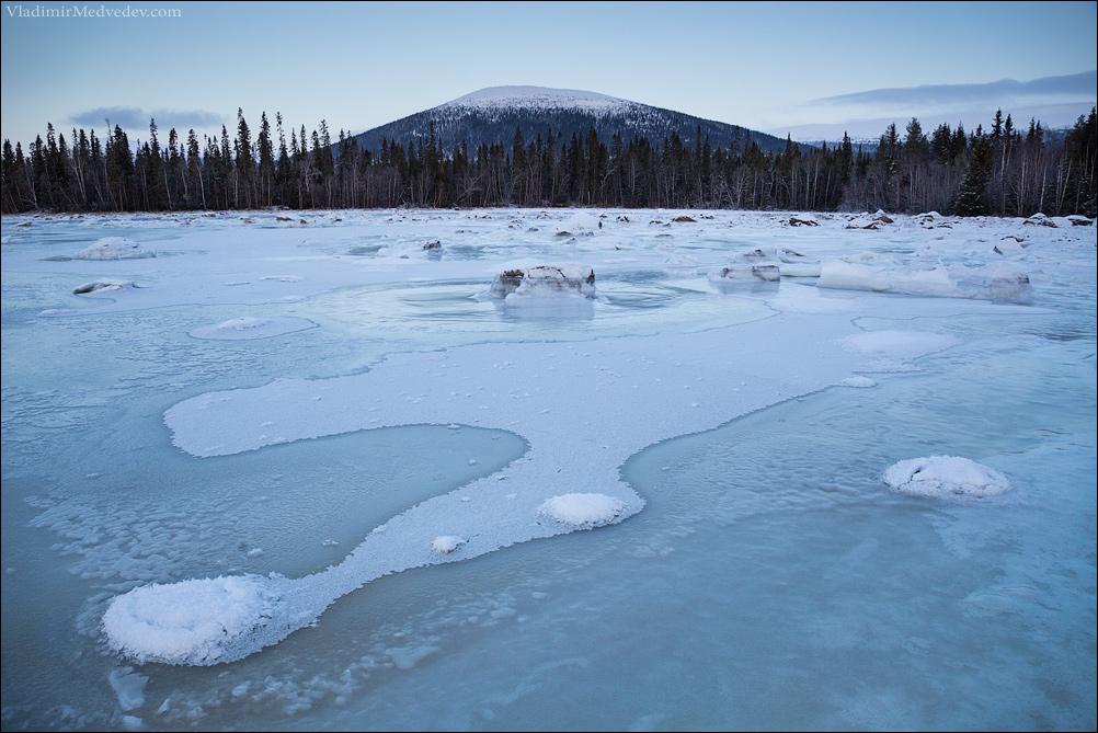Лагуна изо льда. Белое море