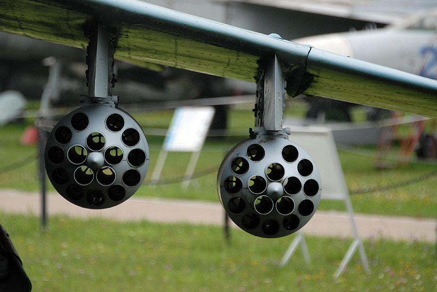 вооружение современных вертолетов