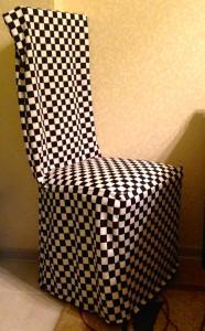 Шахматный стул
