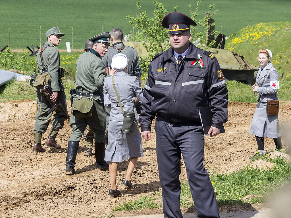 Линия Сталина. Реконструкция