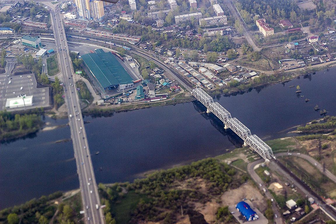 Мосты через Иркут