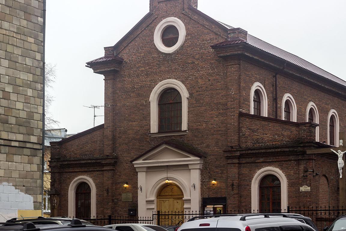 Петрозаводск Католический храм