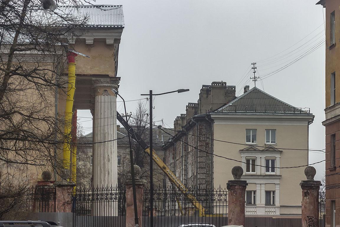 Петрозаводск Дом офицеров